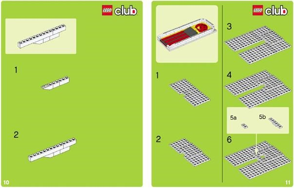 HOW-TO Build a Lego SkeeBall from Lego Club