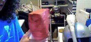 Build a zombie explosive head