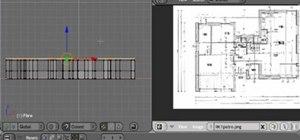 Build a complete digital home in Blender 3D