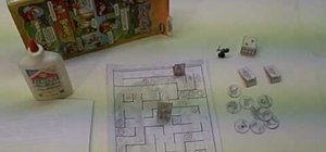 Make a paper role playing fantasy game