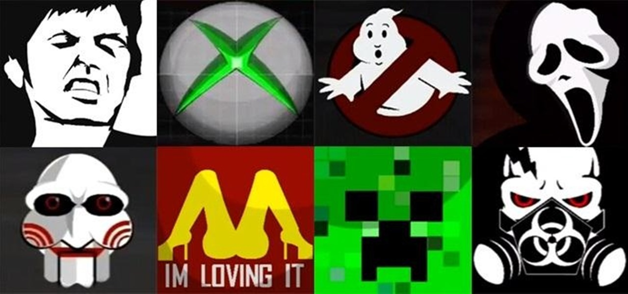 12 More Ridiculously Legit Emblem Designs for Call of Duty: Black