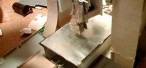 Build a computer numerical control or CNC machine