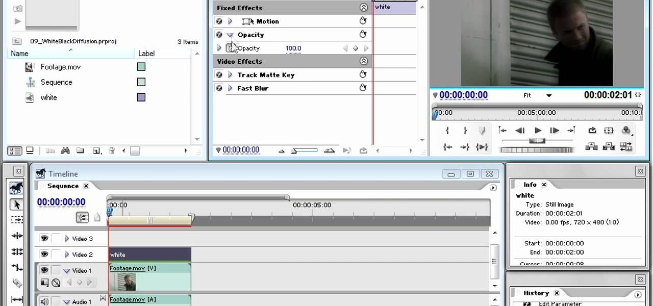 adobe premiere how to create track dependencies