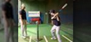 Practice the power ball drill in baseball