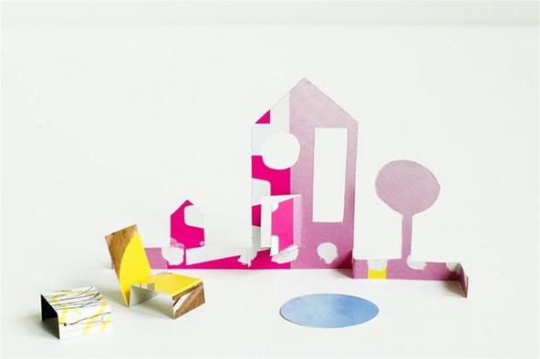HowTo: Make Tiny Dollhouse Furniture With High Brow Magazines