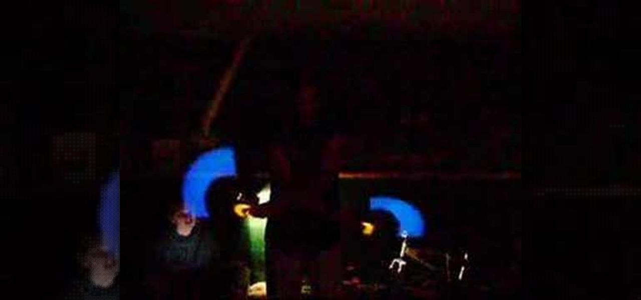 Glow Sticks Dance How to Dance With Glow Chucks