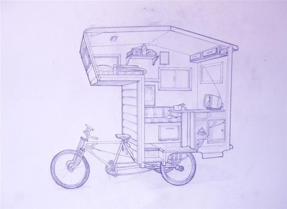 Ridin' Solo - The One Man RV/Bike