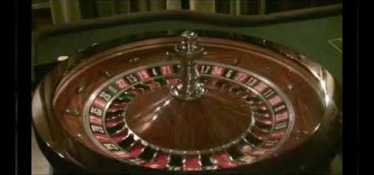 how to play roulette in a casino uk