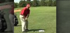Hit a pitch shot different distances