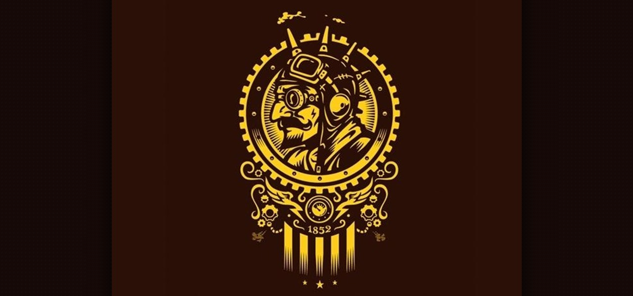 Steampunk Shirts Abound at Threadless
