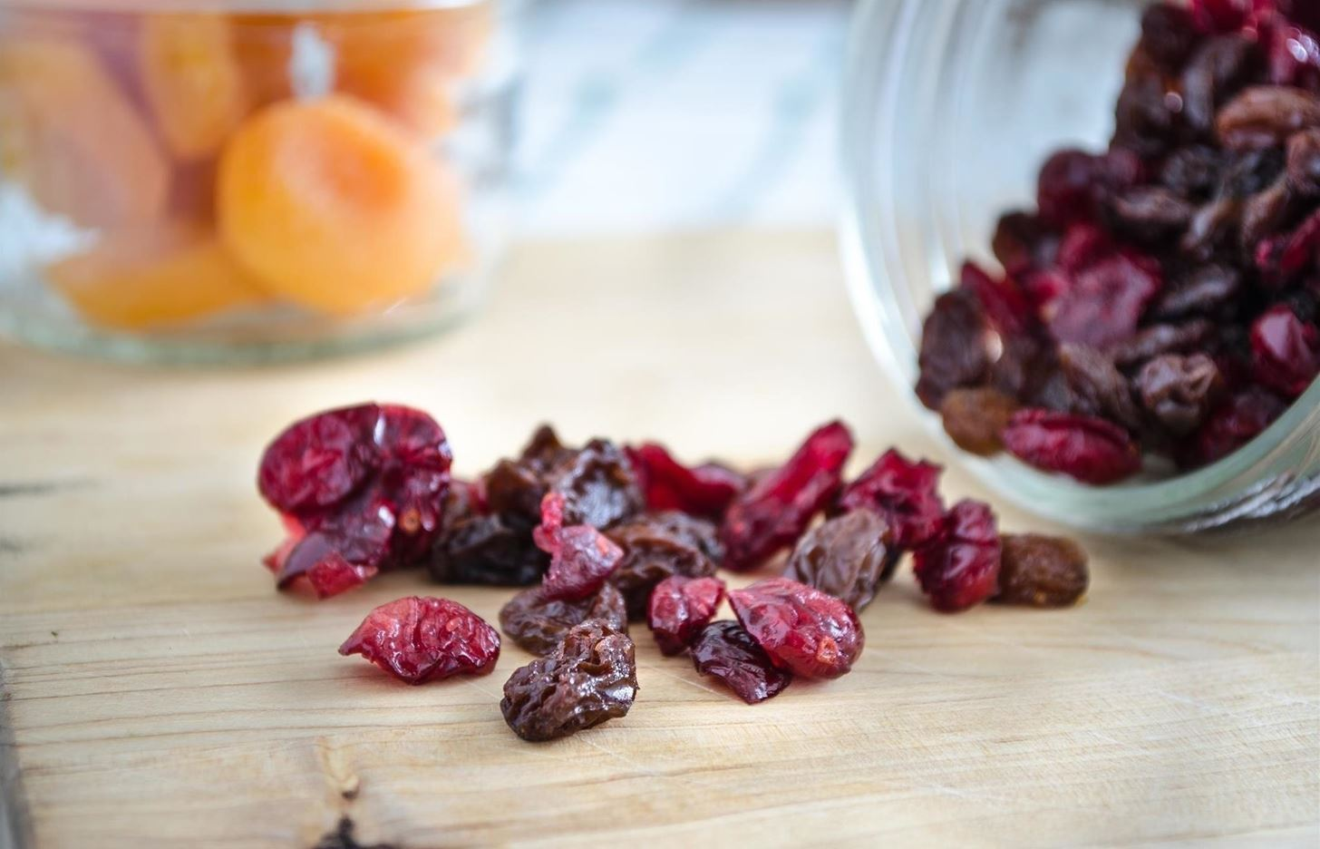 Rehydrate Rock-Hard Dried Fruit with This Clever Hack « Food