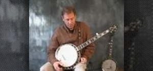 Play basic chords on the banjo