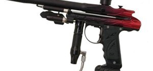 Paintball Trap