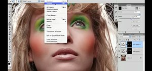 Change eye color using Adobe Photoshop CS5