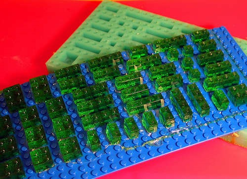 Make-It-Yourself LEGO Gummies