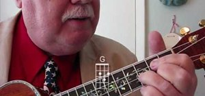 """Play """"If I Fell"""" by the Beatles on the ukulele"""