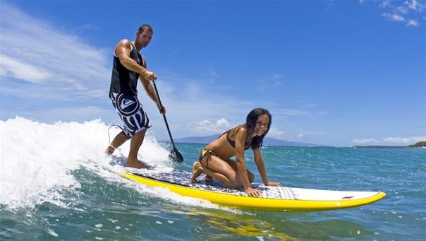 Red Frog Bungalows Stand Up Paddle Boards