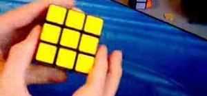 Solve the Rubik's Cube with the T Permutation