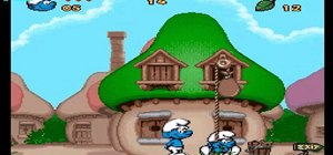 Walkthrough The Smurfs (1994) on the SNES