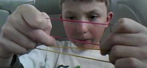 Link rubber bands trick