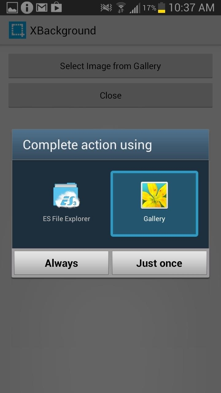 How to Customize App, Menu, & Settings Backgrounds on Your Samsung Galaxy Note 2