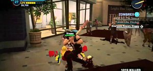 Take out Slappy the Psychopath in Dead Rising 2
