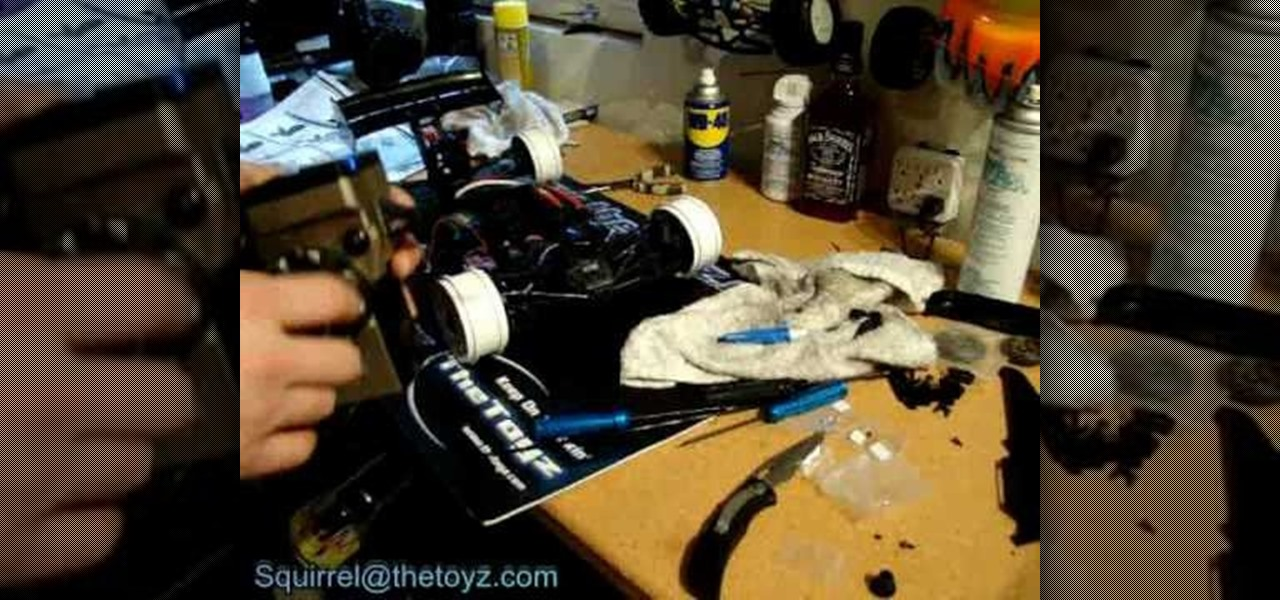 How To Align The Steering Servo On A Remote Control Rc Car