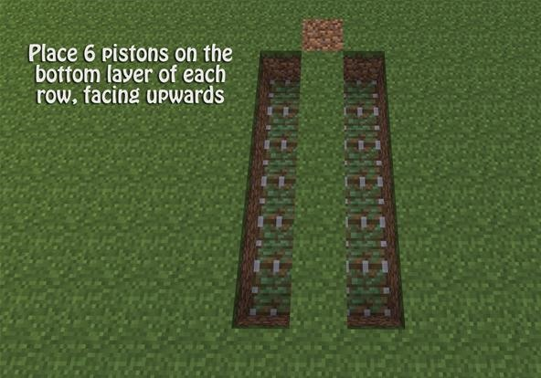 Unlimited Minecraft Melons: How to Build a Semiautomatic Melon Farm