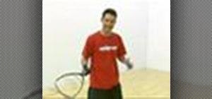 Play racquetball