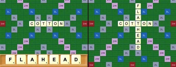 Scrabble Challenge #7: Can You Solve This Bingo Parallel Play for 150+ Points?