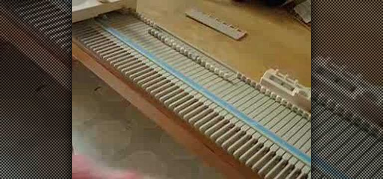 how to learn knitting machine