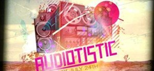 Audiotistic Festival with Kid Cudi, A-Trak, Rusko
