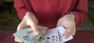 "Perform an advanced ""Aces Assembly"" card trick"