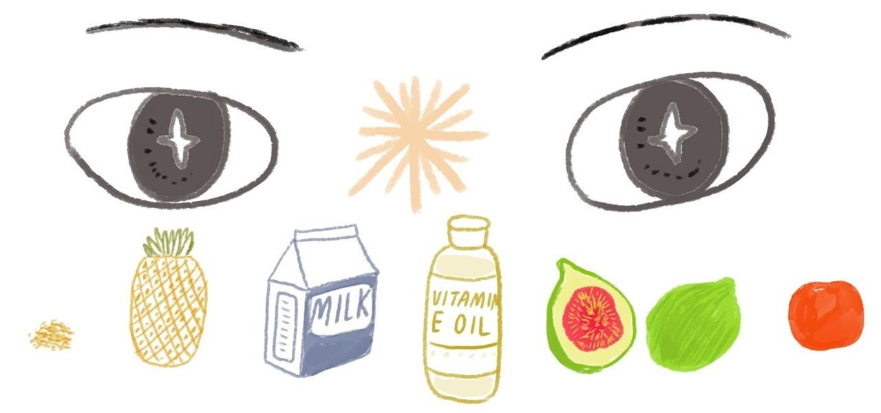 9 More Home Remedies That'll Get Rid of Those Dark Circles Under Your Eyes
