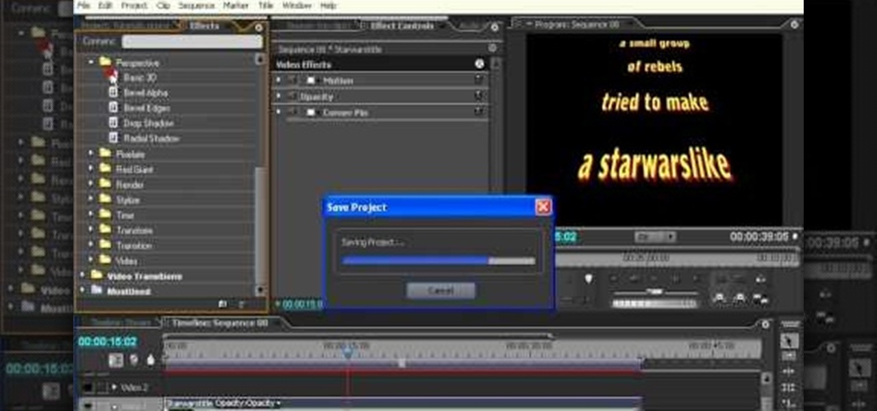 Adobe Premiere Templates. create titles and graphics with the ...