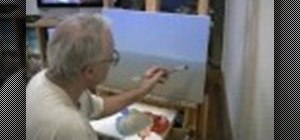 Paint a beached whaler seascape with Jim Ingraham