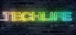 Make a cool neon text effect using Photoshop