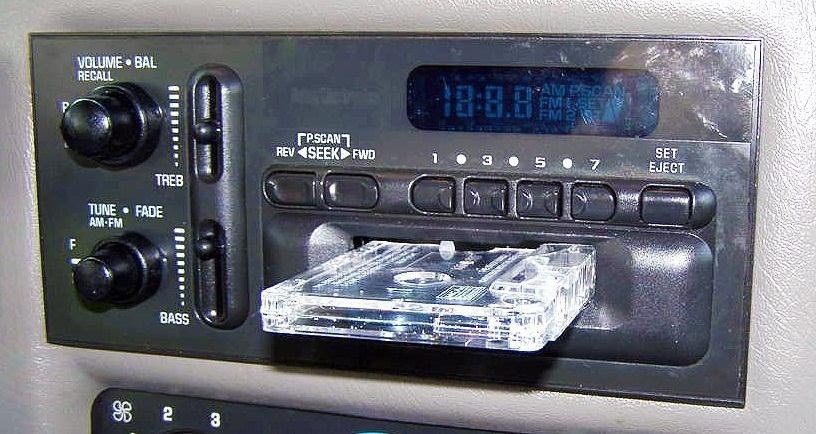 How to Hack Your Car's Cassette Deck into a Wireless Bluetooth Music Player