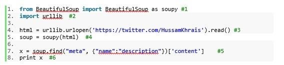How the Russian Abused Twitter as C&C in Hammertoss Malware? Python Answers