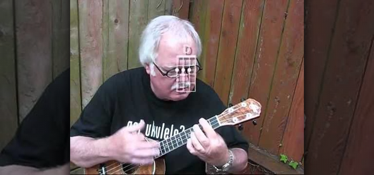 How To Play Paint It Black By The Rolling Stones On The Ukulele