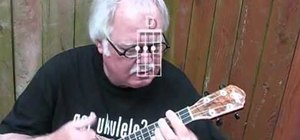 "Play ""Paint It Black"" by the Rolling Stones on the ukulele"