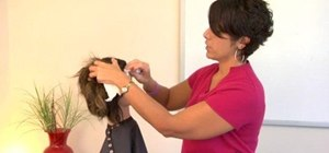 Get rid of hair dye that is left on your hairline