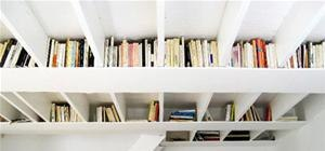 Bookshelf Rafters