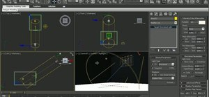 Create & manipulate volumetric lights in 3ds Max 2010