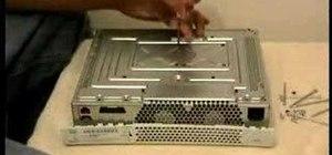 Open an XBox 360