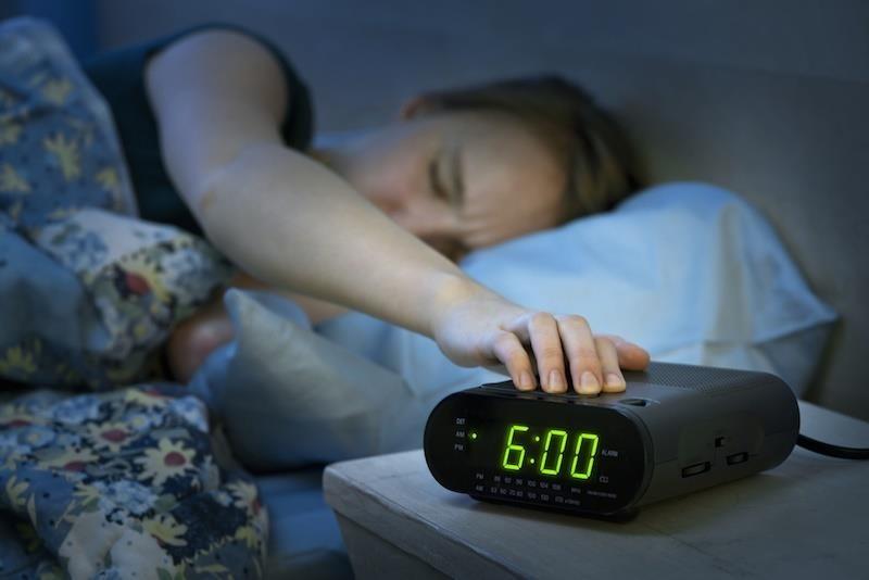 Woke Up Before Your Alarm? Stay Awake, Don't Go Back to Sleep