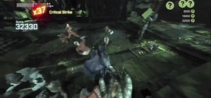 Beat the Hell's Gate Challenge Room in Batman: Arkham City