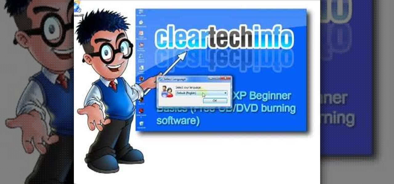 How to Install & use CDBurnerXP: Free CD/DVD burning
