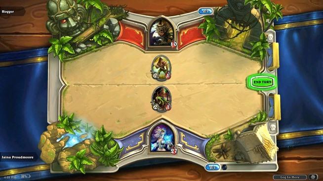 скачать бесплатно игру Hearthstone на андроид - фото 5