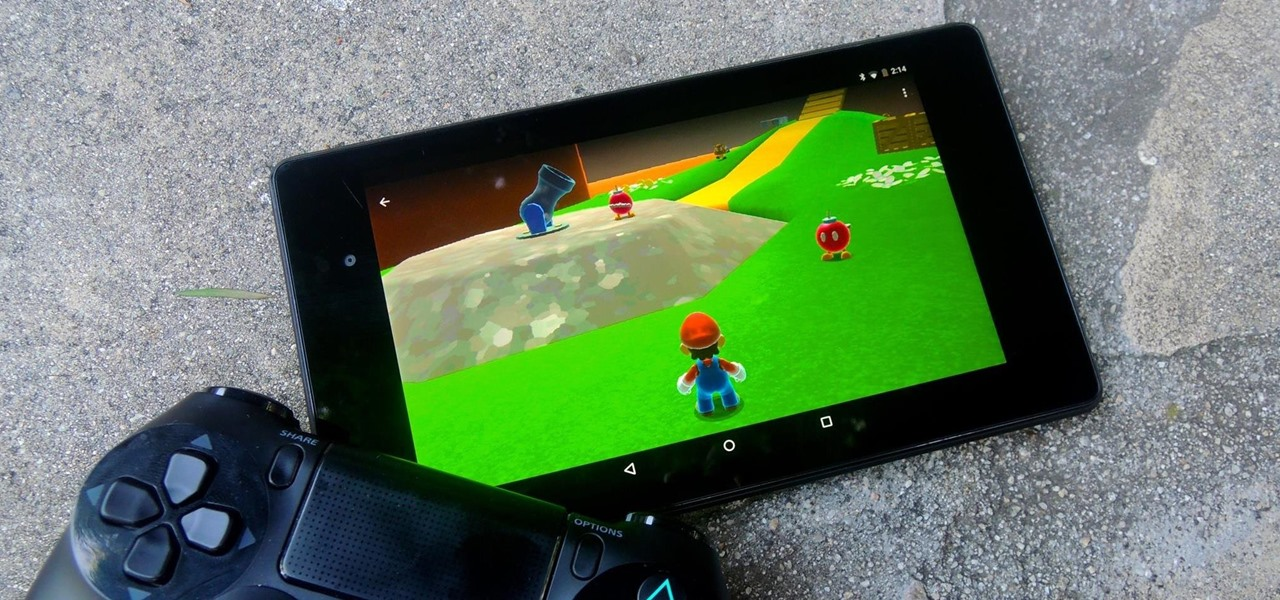 How To Play Super Mario 64 On Android No Emulator